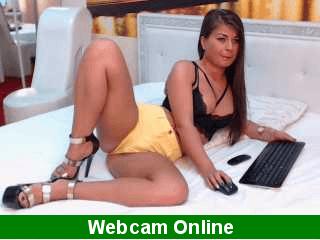 Prima y sobrina juegan con la webcam xxx en directo