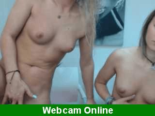 Lesbianas con webcam se masturban en directo