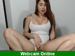 Madura webcam muy cachonda exhibiéndome por webcam