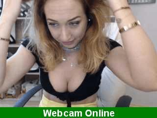 Jovencita sexy y muy ardiente esta nena con webcam