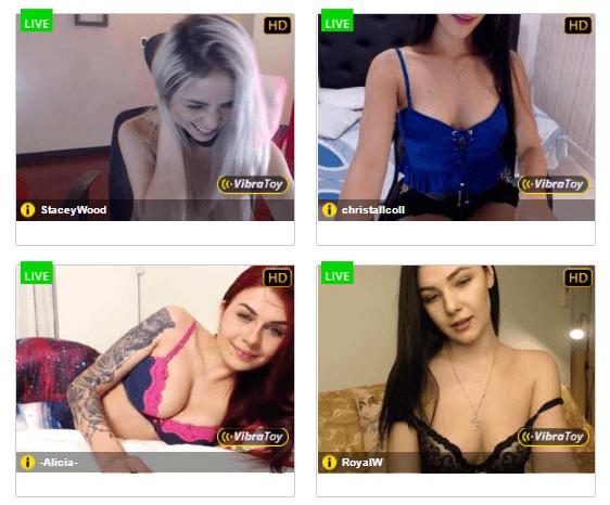 Futuro del sexo por webcam