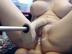 En directo sexo anal y vaginal por Videochat