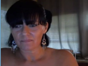 Madura Cachonda hace Sexo Anal en Directo