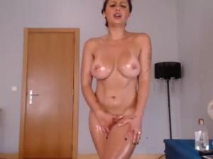 Viciosa desde Casa se Masturba por Webcam