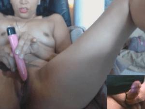 Sesión de Sexo en Directo con Placer Mutuo
